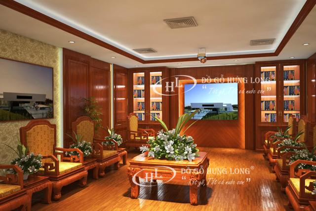 Sắp xếp trang trí nội thất phòng khách