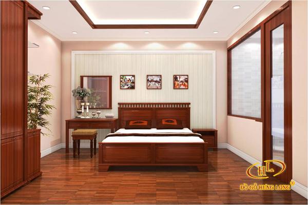 Màu sắc phù hợp với không gian nội thất